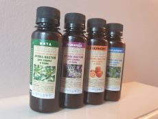 Essential Sauna Oils